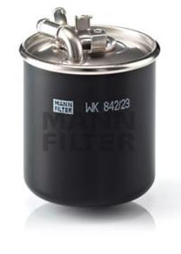Фото: WK84223X Mann-Filter
