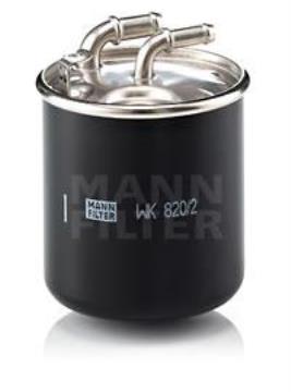 Фото: WK8202X Mann-Filter