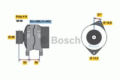Фото: 0124325060 Bosch