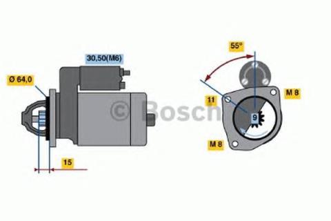 Фото: 0001107109 Bosch