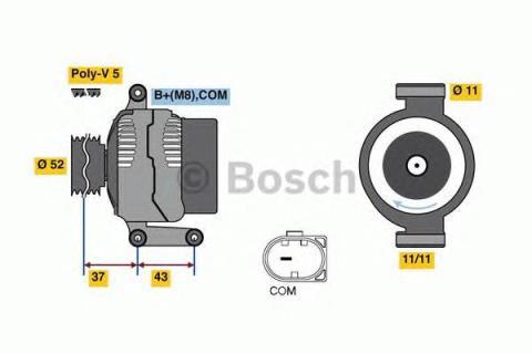 Фото: 0986080500 Bosch