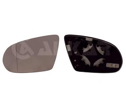 Фото: Зеркальный элемент зеркала заднего вида правого Audi A8