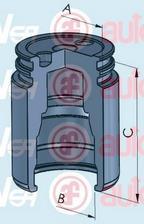 Поршень тормозного суппорта заднего  AUTOFREN D025251