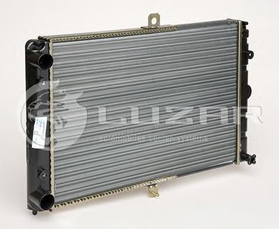 Фото: Радиатор охлаждения двигателя Daewoo Sens