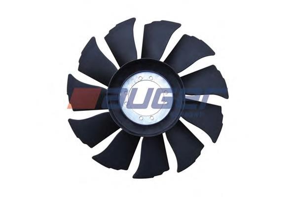 Фото: Вентилятор (крыльчатка) радиатора охлаждения Iveco Daily