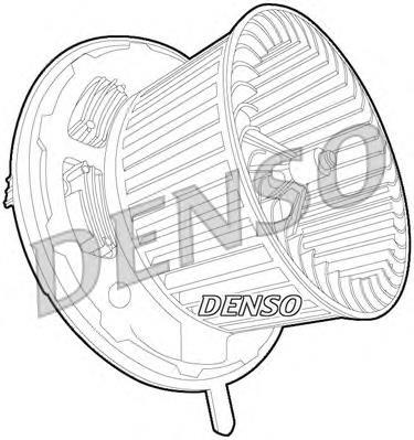 Фото: Мотор вентилятора пічки (обігрівача салону) BMW X3