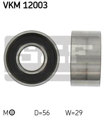 ролик натяжителя ремня грм  VKM12003
