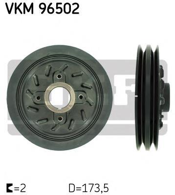 шків колінвала  VKM96502