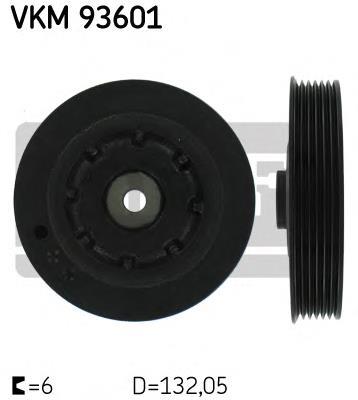 шкив коленвала  VKM93601