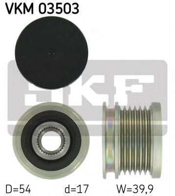 шкив генератора  VKM03503