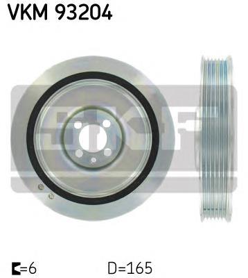 шків колінвала  VKM93204