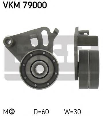 натяжитель ремня грм  VKM79000
