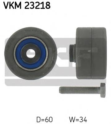 ролик ременя грм, паразитний  VKM23218