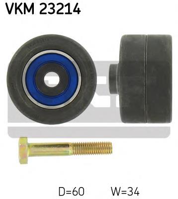 ролик ременя грм, паразитний  VKM23214