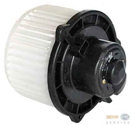 Фото: Мотор вентилятора печки (отопителя салона) Chevrolet Tacuma