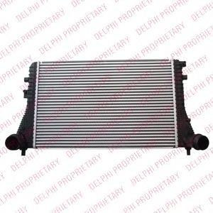 радиатор интеркуллера  TSP0755002