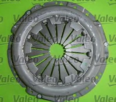 Фото: Комплект зчеплення (3 частини) Chevrolet Niva