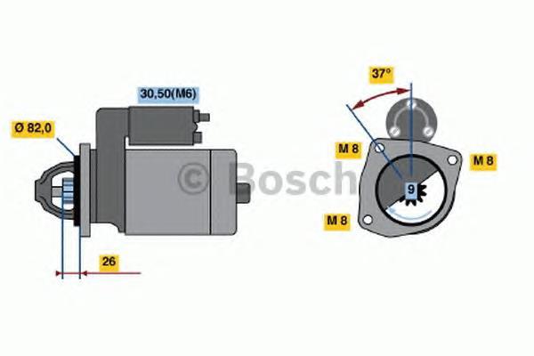 Фото: 0001109302 Bosch