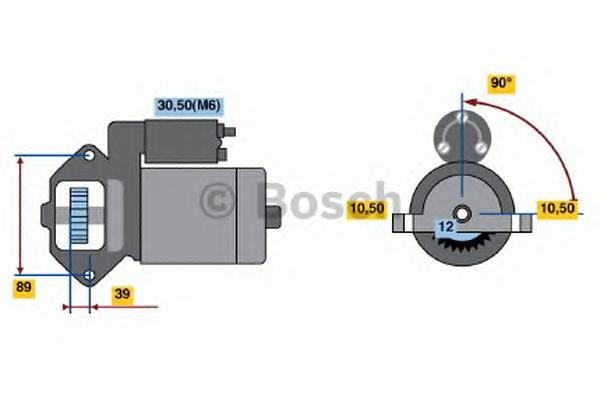 Фото: 0001109205 Bosch