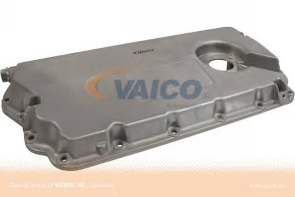 поддон масляный картера двигателя, нижняя часть  V101889