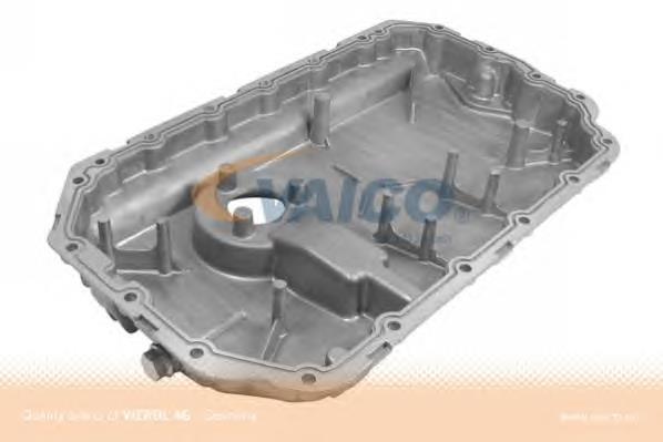 поддон масляный картера двигателя, нижняя часть  v101890