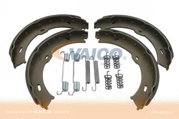 колодки ручника (стояночного тормоза)  V307528