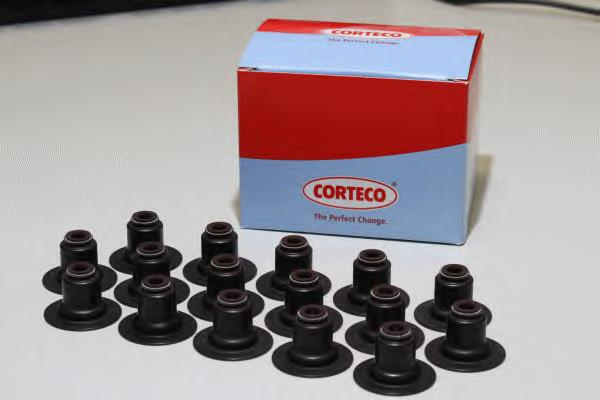 Фото: Сальник клапана (маслосъемный), впуск/выпуск, комплект на мотор Iveco Daily