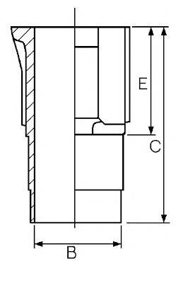 гильза поршневая  SJ351473