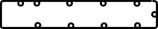 Фото: Прокладка клапанної кришки, ліва Citroen C5