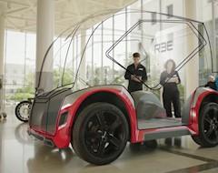 KYB И REE Automotive разработают платформу для электромобилей