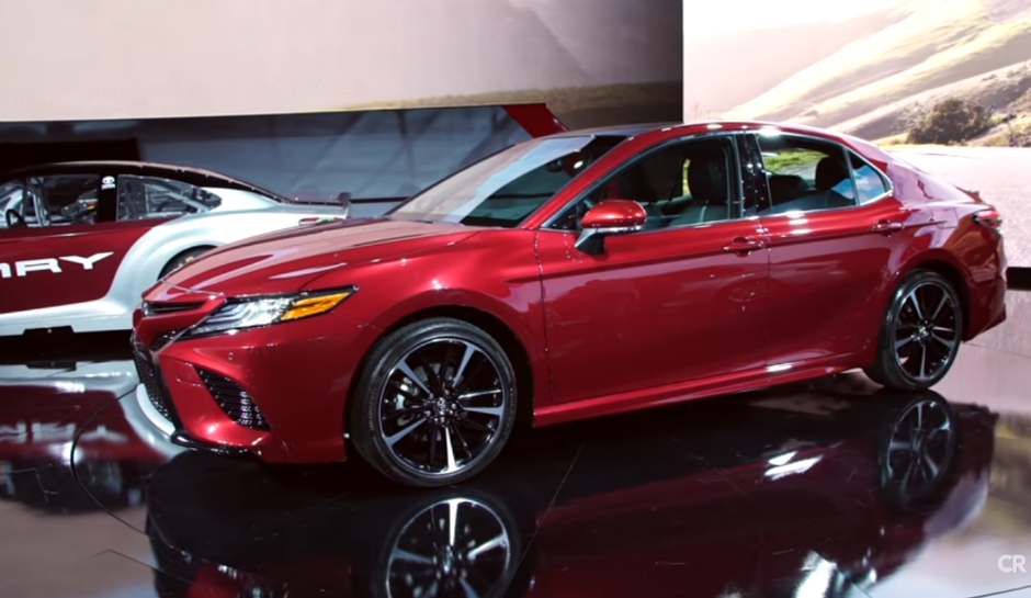 Success After Prius Failure Toyota Camry Auto World News