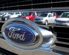 Ford aims big in China EV market