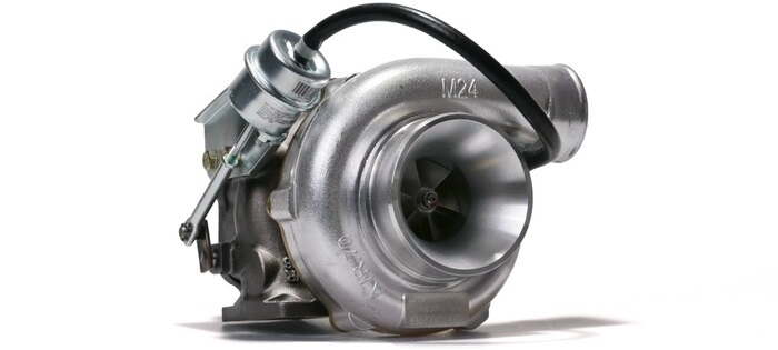 Автомобильная турбина