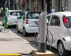 Водители вместо покупки предпочитают аренду электромобиля