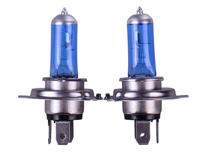 Как выбрать галогеновые лампы головного света