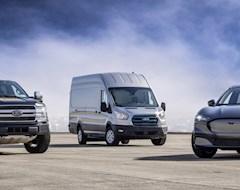 Ford рассказал о планах на электромобили и уникальные технологии