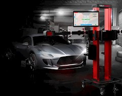 На Auto Glass Week показали инновационный инструмент для калибровки ADAS