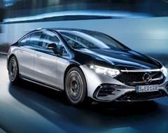Mercedes-Benz приступил к производству батарей для EQS