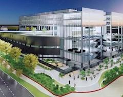 Hyundai начал строительство исследовательского центра и завода в Сингапуре