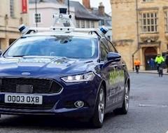 В Великобритании начались испытания автономного транспорта