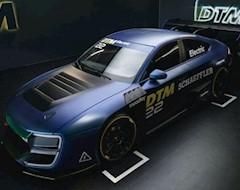 Schaeffler показал электромобиль для DTM