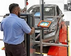 Bosch и Hunter представили новое оборудование для калибровки ADAS