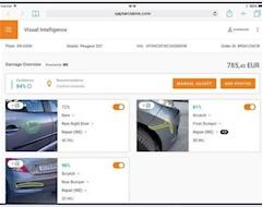 Компания Solera представила ИИ, оценивающий стоимость ремонта авто
