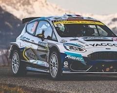 NGK заявили об успехах команды M-Sport Ford WRC