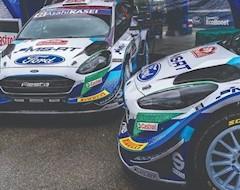 NGK стал спонсором команды M-Sport Ford WRC