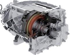 BorgWarner представил 800-вольтовый электродвигатель