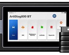 TopDon представил новый диагностический прибор с поддержкой Bluetooth