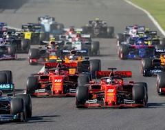Формула-1 не видит будущего в электромобилях