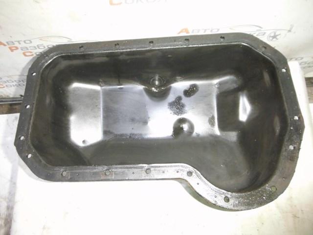 Поддон масляный двигателя на vw passat (b3) 1988-1993