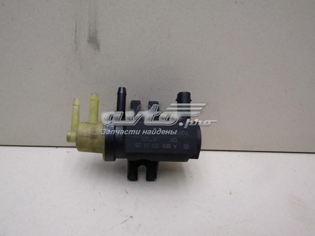 Клапан электромагнитный на mercedes benz glc-class x253 2015>